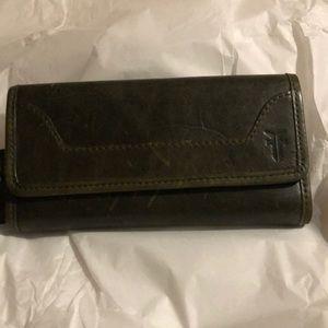 New Frye wallet